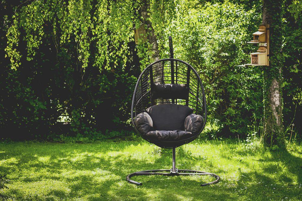 Fotel wiszący