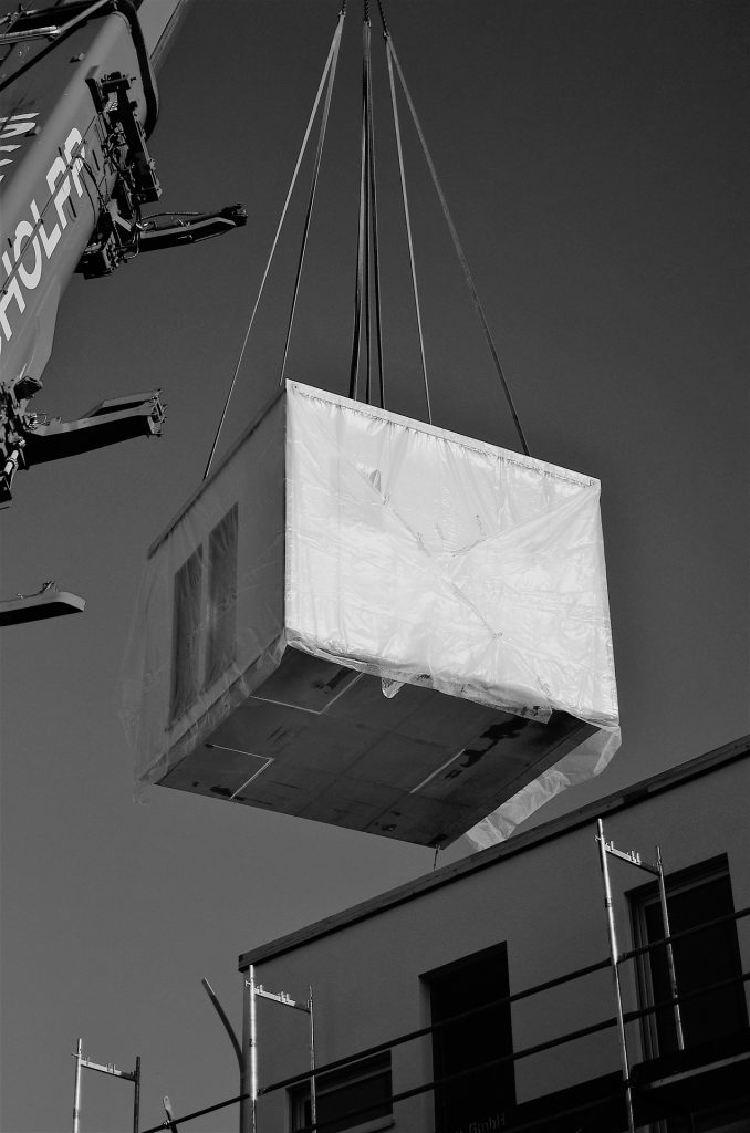 Domy modułowe – przyszłość budownictwa?
